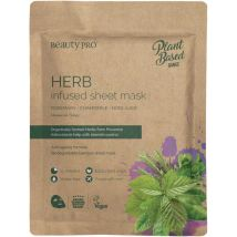 Beauty Pro Herb Infused Sheet Mask