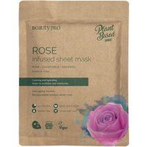Beauty Pro Rose Infused Sheet Mask