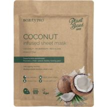 Beauty Pro Coconut Oil Infused Sheet Mask