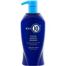 It's a 10 Miracle Moisture Shampoo 295ml