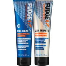 Fudge Professional Cool Brunette Blue-Toning 250ml Duo Pack