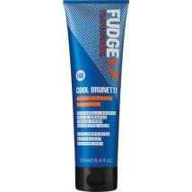 Fudge Professional Cool Brunette Blue-Toning Shampoo 250ml