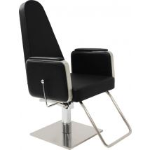 REM Cosmetic & Brow Reclining Chair, Black