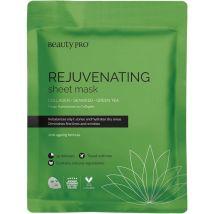 Beauty Pro Collagen Infused Face Mask, Rejuvenating
