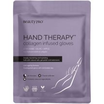 Beauty Pro Collagen Infused Hand Therapy Glove Mask
