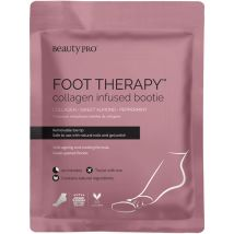 Beauty Pro Collagen Infused Foot Therapy Mask