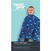 Head Gear Kids Cape Africa, Blue