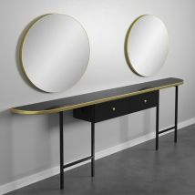Gamma Betelgeuse Wall Mounted Styling Unit, 2 Position