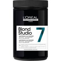 L'Oréal Professionnel Blond Studio Lightening Clay Powder 500g