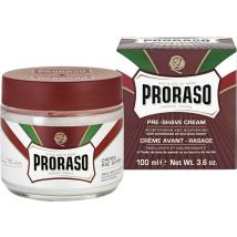 Proraso Pre Shave Cream Nourishing 100ml