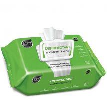 Disinfectant Multi-Surface Wipes (200)