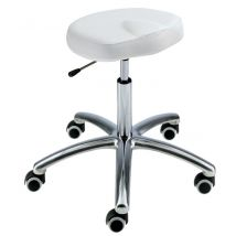 Hara Derby Stool without Backrest