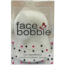 Face Bobble Make-up Blender, White