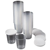 Cups with Lids (480)