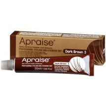 Apraise Lash & Brow Tint, Dark Brown 20ml