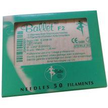 Ballet Stainless Steel Electrolysis Needles (50)