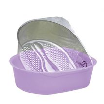Belava Pedicure Bowl Starter Kit, Lilac