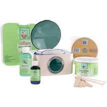 Clean+Easy Brazilian Hard Wax Kit