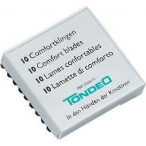 Tondeo Comfort Cut Blades (10)