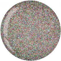 Cuccio Powder Polish Dip, Multi Colour Glitter 1.6oz