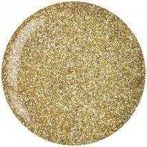 Cuccio Powder Polish Dip, Rich Gold Glitter 1.6oz