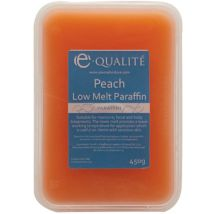 Equalite Paraffin Wax Block, Peach 500g