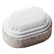 A+F Pro Nail Brush/Pumice Stone