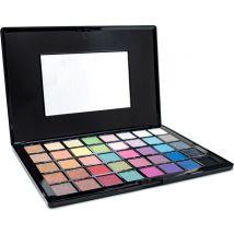Airbase Eye Shadow Palette, Satin 40 Colours