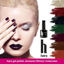 Hara Gel Polish A/W Collection 8ml