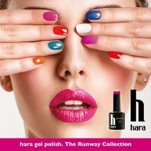 Hara Gel Polish The Runway Collection 8ml