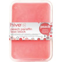 Hive Paraffin Wax Block, Peach 450g