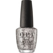 OPI Nutcracker Nail Lacquer, Dreams On A Silver Platter 15ml