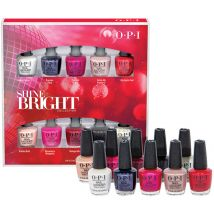 OPI Shine Bright Mini Nail Lacquer Pack