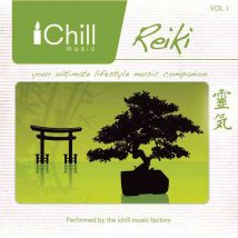 iChill Music CD, Reiki