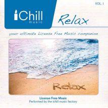 iChill Music CD, Relax Vol 1