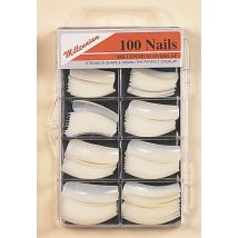 Millennium Nails Overlap Tips (100)