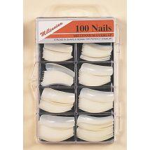 Millennium Nails Overlap Tips (100)