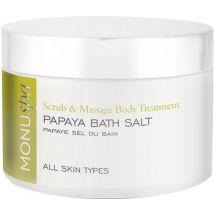 Monu Spa Papaya Bath Salt 150g