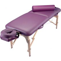 Jupiter Flat Top Portable Couch, Purple