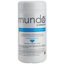 Mundo Surface Disinfectant Wipes (100)