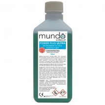 Mundo Power Plus Instrument & Tool Disinfectant 500ml