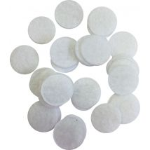 Nova Spare Replacement Filter Pads 16mm (50)