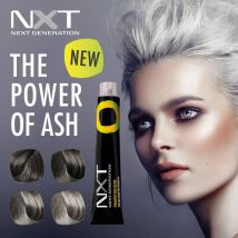 NXT Permanent Hair Colour - The Power of Ash