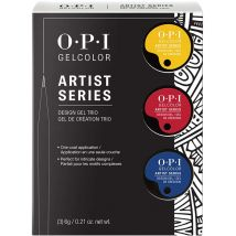 OPI GelColor Artist Series Trial Kit, Primary Colors