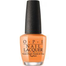 OPI Nail Lacquer, No Tan Lines 15ml