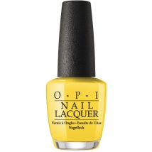 OPI Nail Lacquer, Exotic Birds Do Not Tweet 15ml