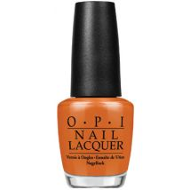 OPI Nail Lacquer, Freedom Of Peach 15ml