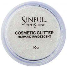 Sinful Proshine Glitter, Mermaid Iridescent 10g