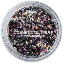 Sinful Proshine Glitter, Firework Mix 10g