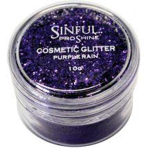 Sinful Proshine Glitter, Purple Rain 10g